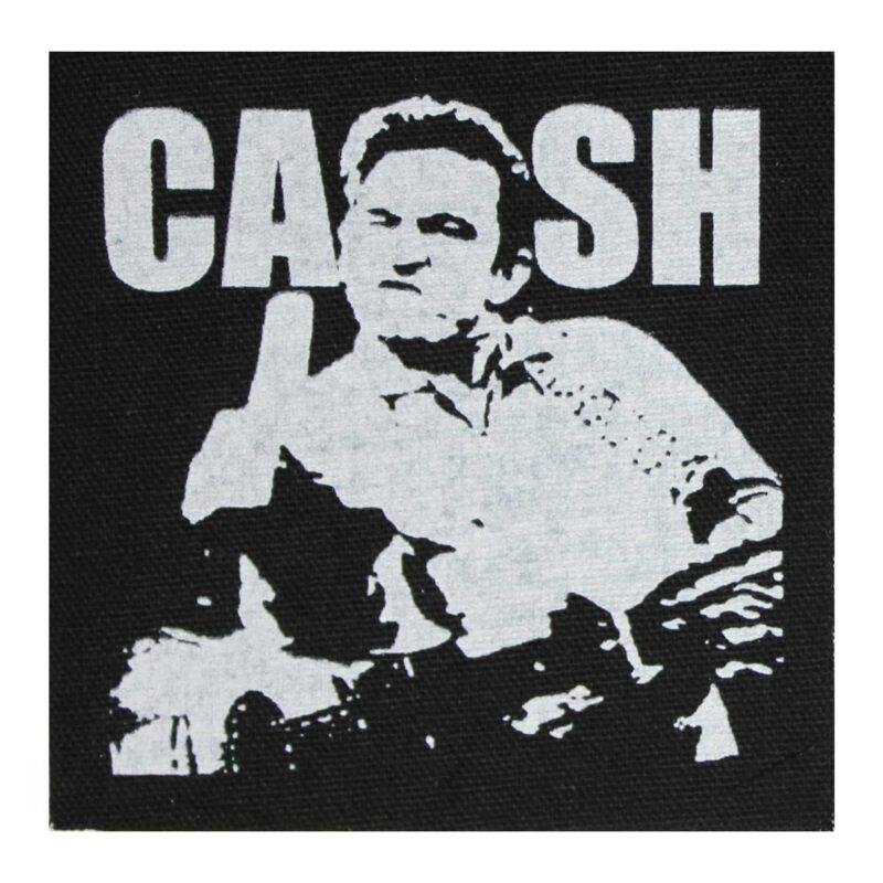 Johnny Cash Cloth Patch