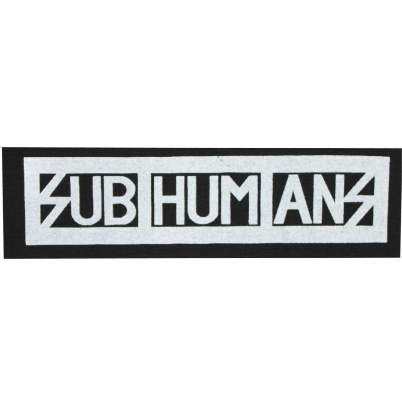 Sumhuhans Cloth Patch