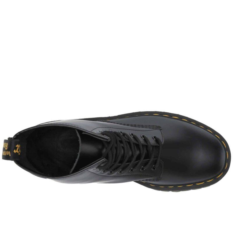 Dr. Martens 1460 Black BEX Platform 8-Eye Boot 5