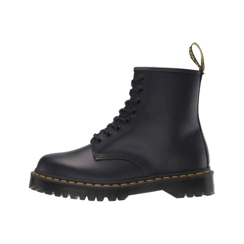 Dr. Martens 1460 Black BEX Platform 8-Eye Boot 3
