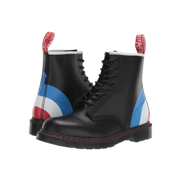 1460 The Who 8-Eye Boot