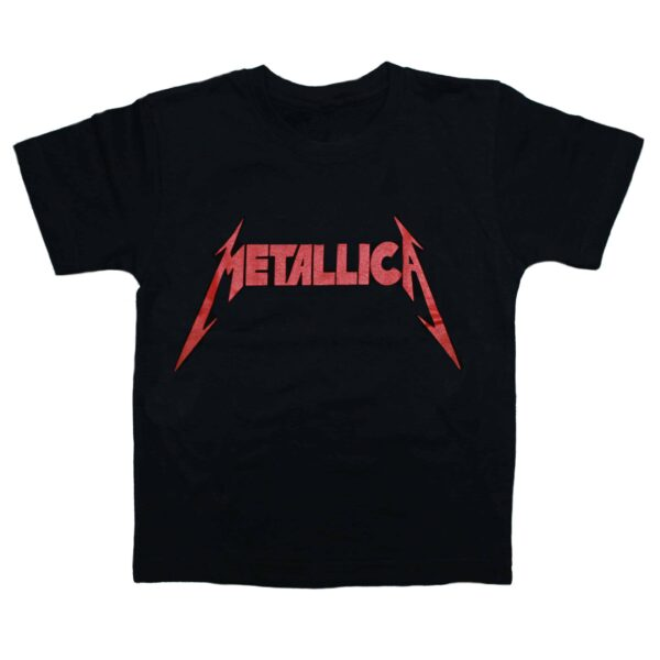 Metallica Kids Black T-Shirt