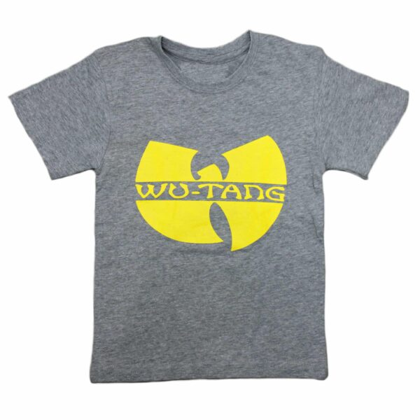 Wu-Tang Clan Kids Gray T-Shirt