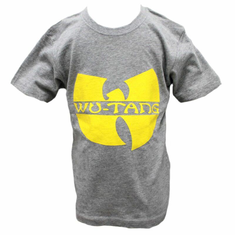 Wu-Tang Clan Kids Gray T-Shirt 1