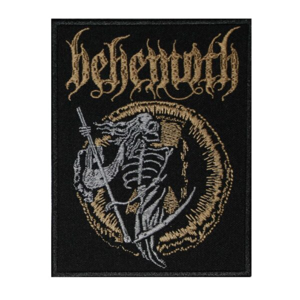 Behemoth Devil's Conquistadors Patch