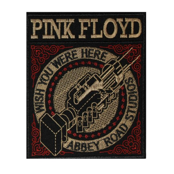 Pink Floyd Wish You Were Here Patch