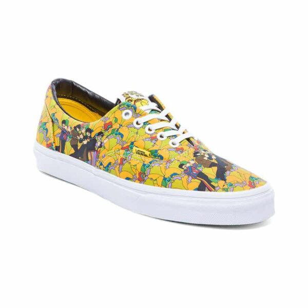 Vans Era The Beatles Yellow Submarine Garden Shoe