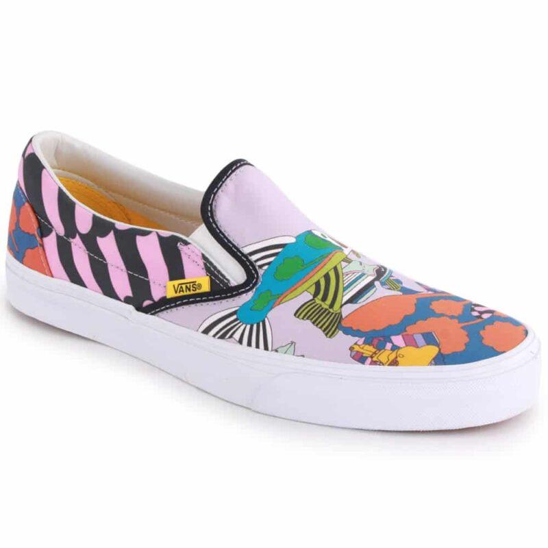 Vans Slip On The Beatles Yellow Submarine Sea of Monsters Shoe