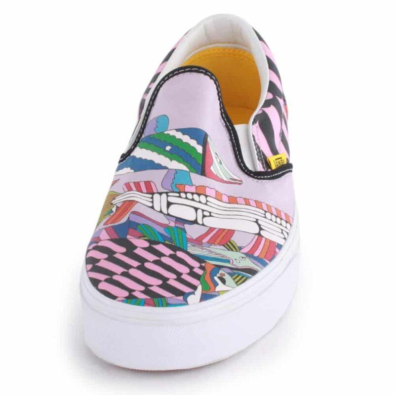 Vans Slip On The Beatles Yellow Submarine Sea of Monsters Shoe 2