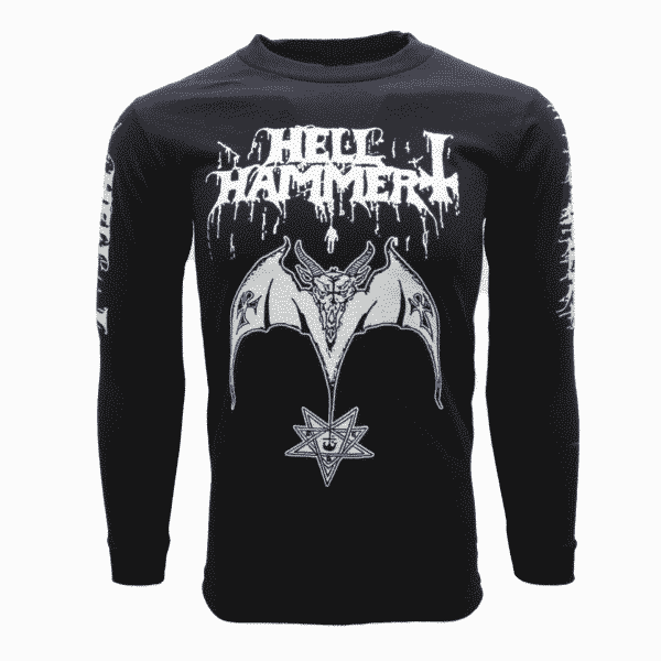Hellhammer Satanic Rites Long Sleeve