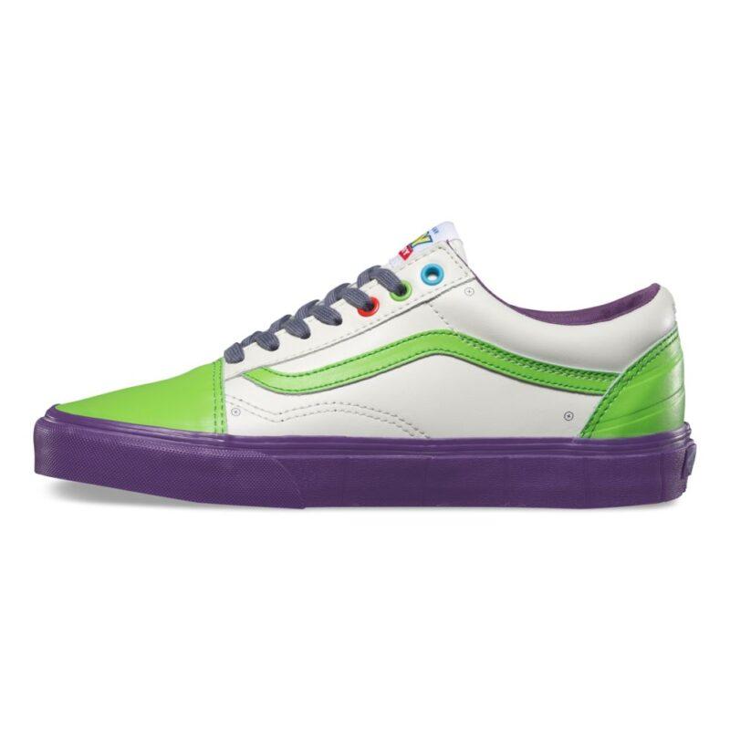 Vans Toy Story Old Skool Buzz Lightyear Shoe 3