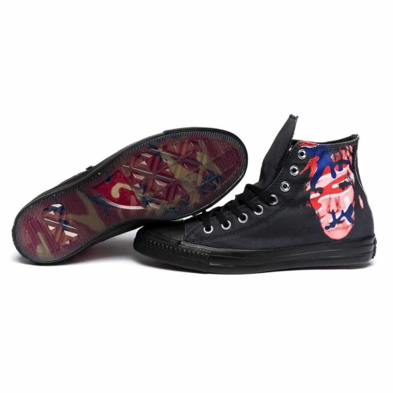 Converse Chuck Taylor Andy Warhol High Top