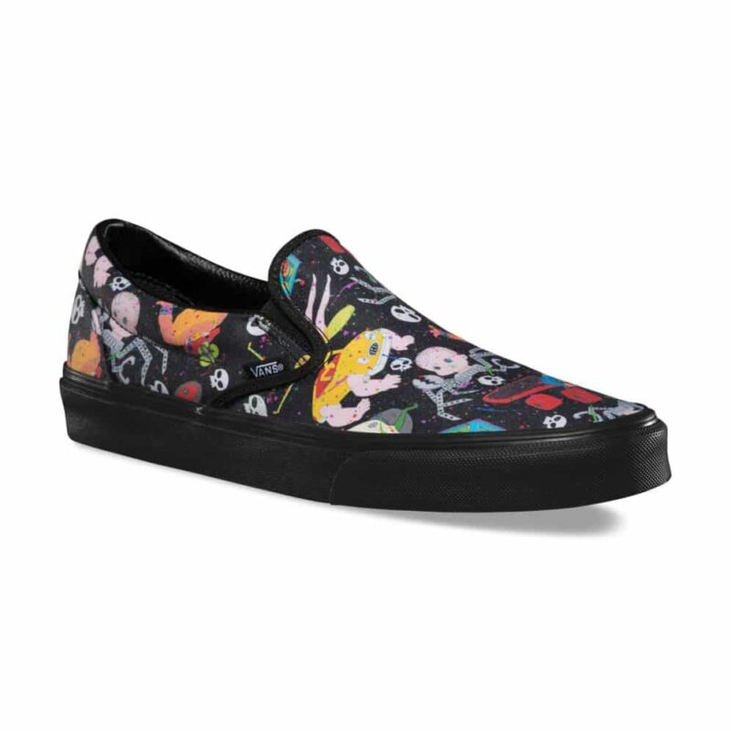 Vans Classic Slip-On Sids Mutants Shoe