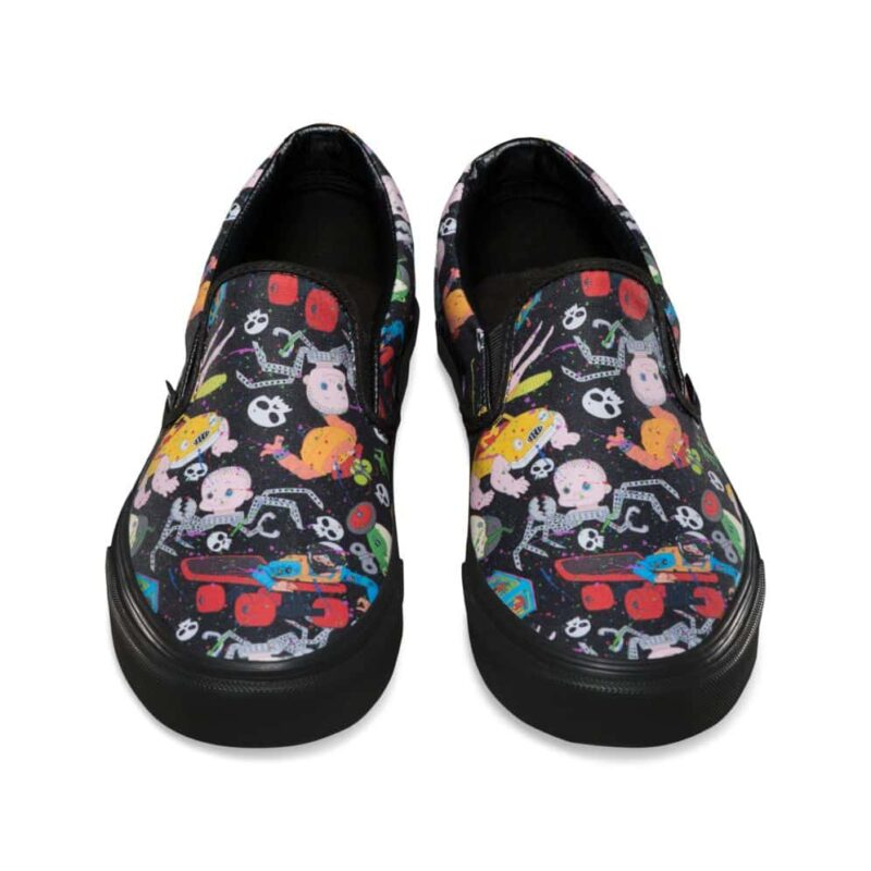Vans Toy Story Classic Slip-On Sids Mutants Shoe 4