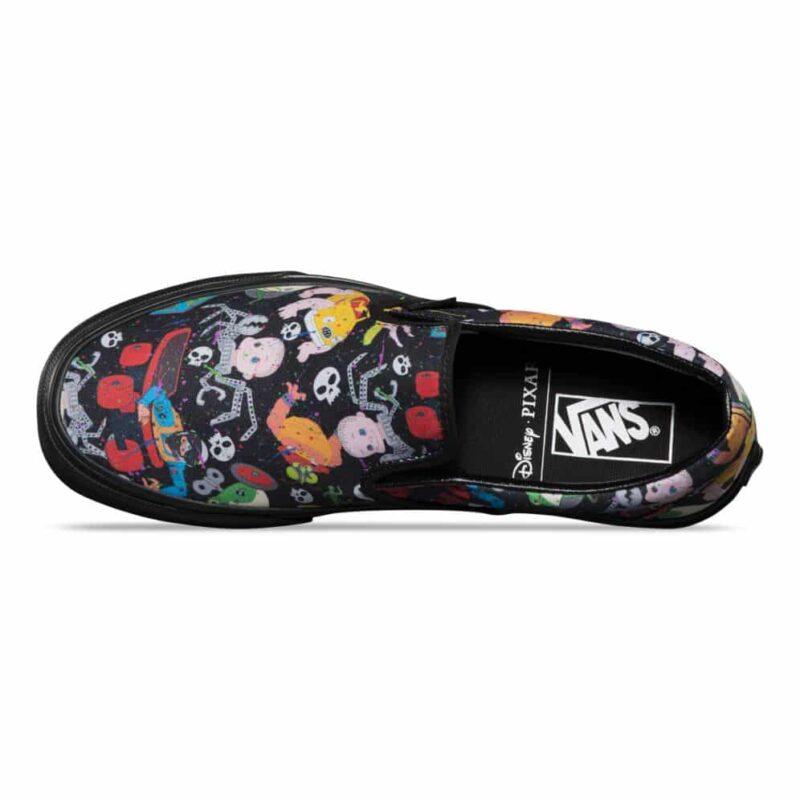 Vans Toy Story Classic Slip-On Sids Mutants Shoe 2