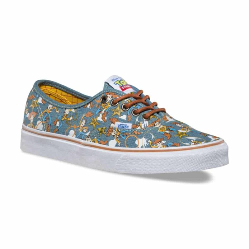 Vans Toy Story Authentic Woody Shoe