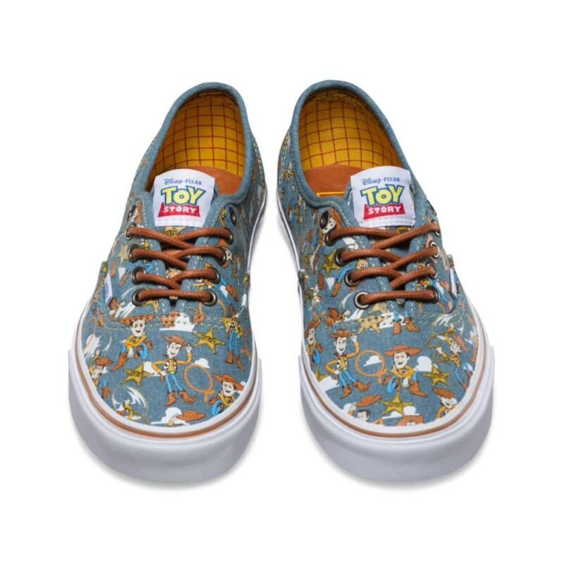 Vans Toy Story Authentic Woody Shoe 2