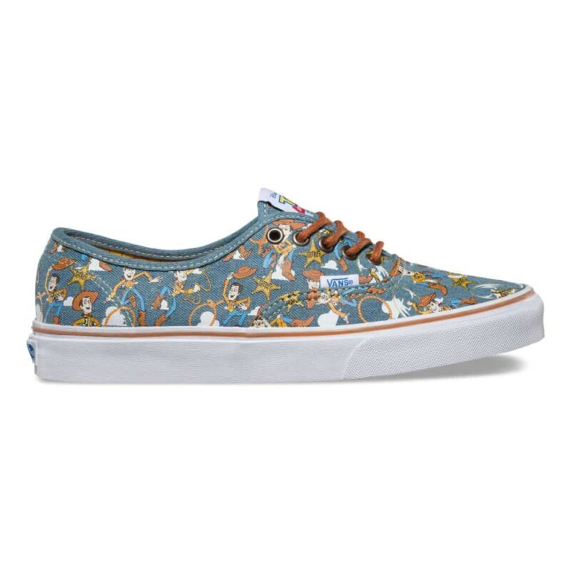Vans Toy Story Authentic Woody Shoe 1