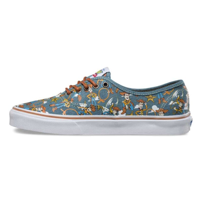 Vans Toy Story Authentic Woody Shoe 3