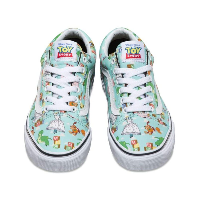 Vans Toy Story Old Skool Andys Toys Shoe 3