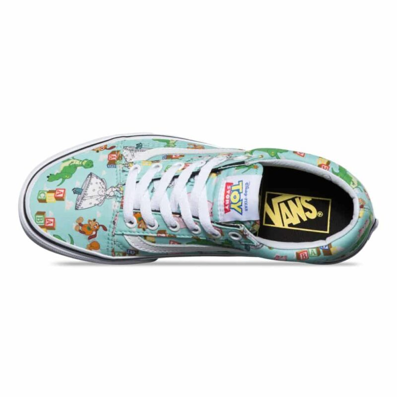 Vans Toy Story Old Skool Andys Toys Shoe 2