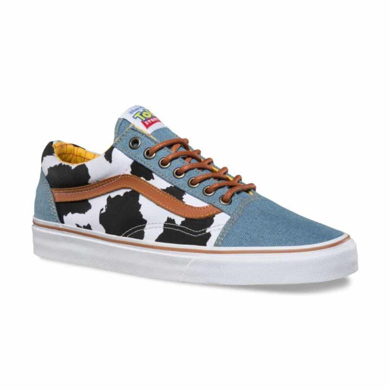 Vans Toy Story Old Skool Woody Shoe