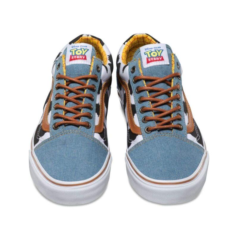 Vans Toy Story Old Skool Woody Shoe 4