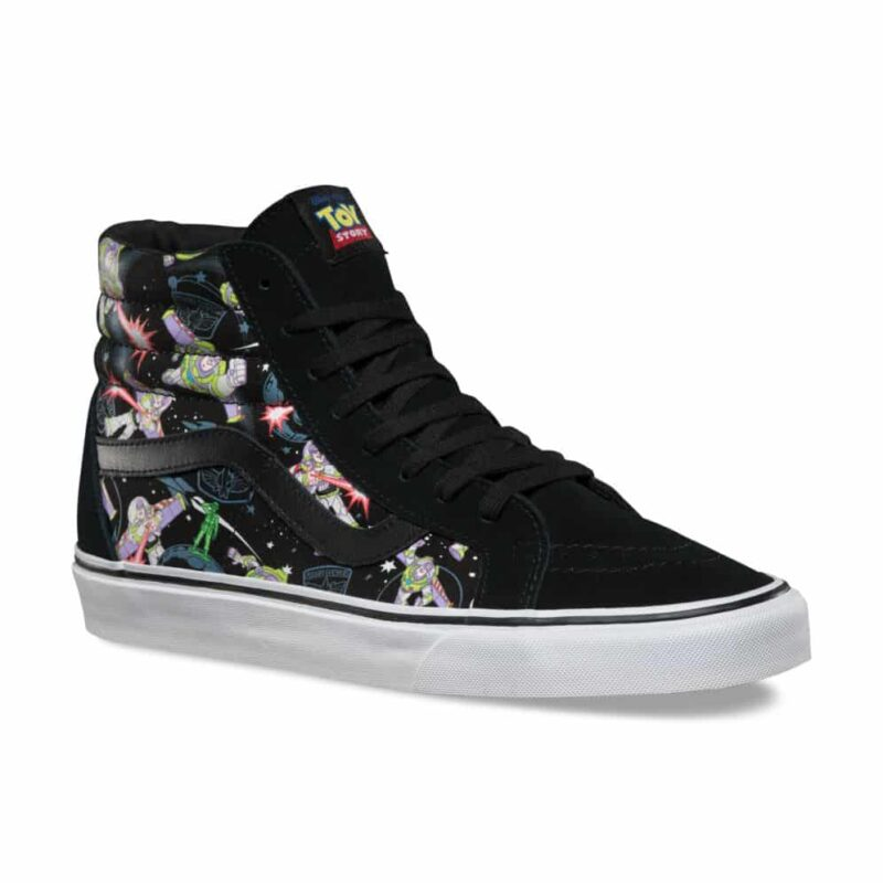 Vans Toy Story Sk8-Hi Buzz Lightyear Shoe