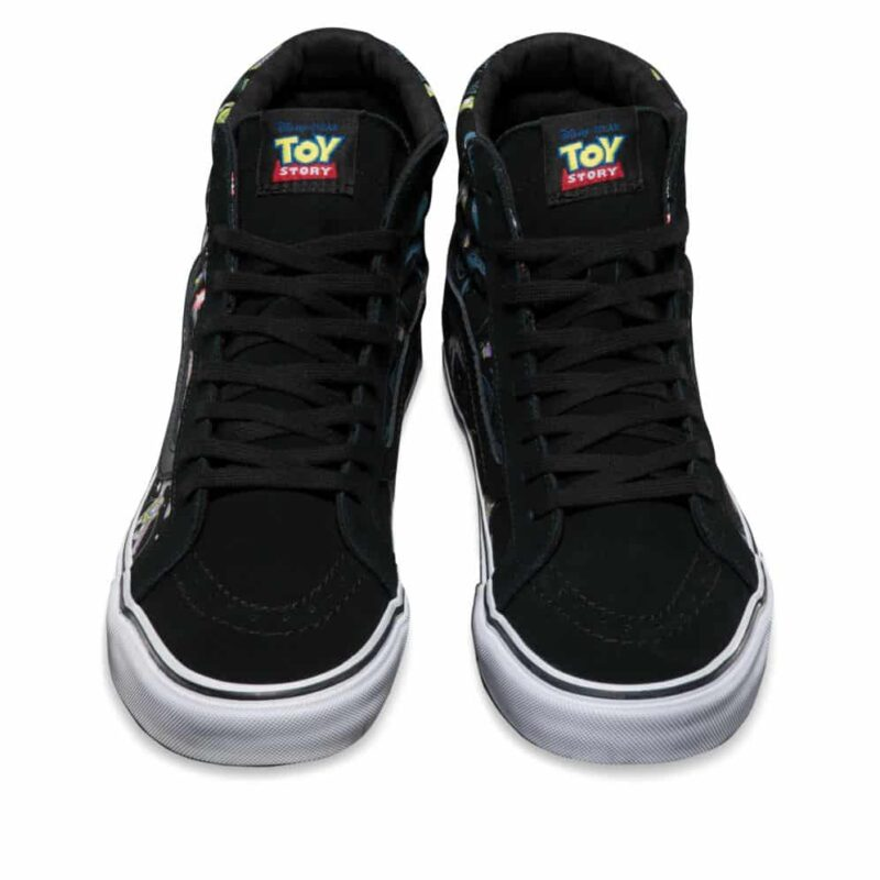 Vans Toy Story Sk8-Hi Buzz Lightyear Shoe 4