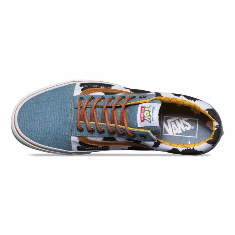 Vans Toy Story Old Skool Woody Shoe 2