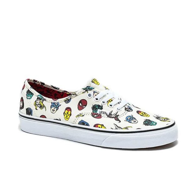 Vans Authentic Marvel Heads Shoe