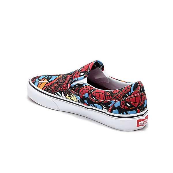 Vans Classic Slip On Spider-Man Shoe 2