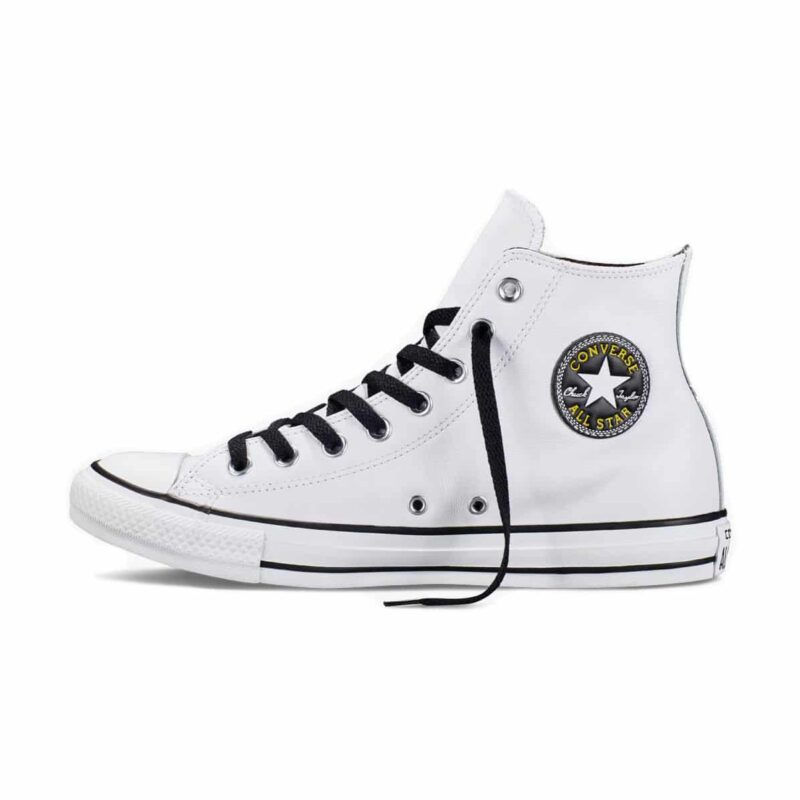 Converse Chuck Taylor Andy Warhol Banana High Top 2