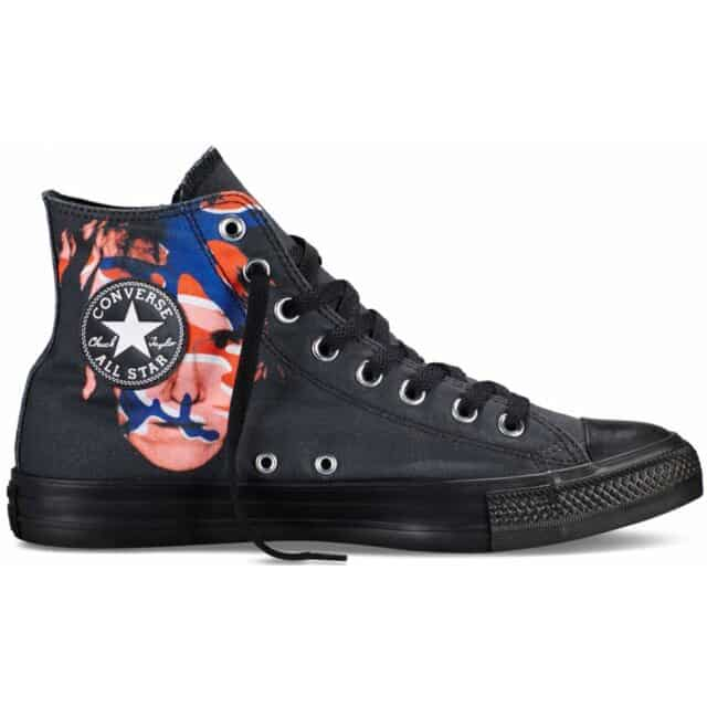 Converse Chuck Taylor Andy Warhol High Top 1