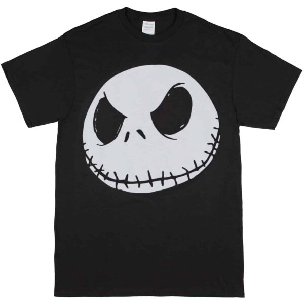 Jack Skellington Face T-Shirt