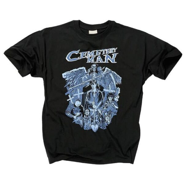 Cemetery Man T-Shirt