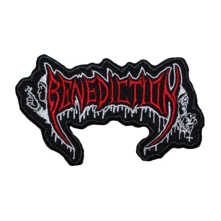 Benediction Embroidered Patch