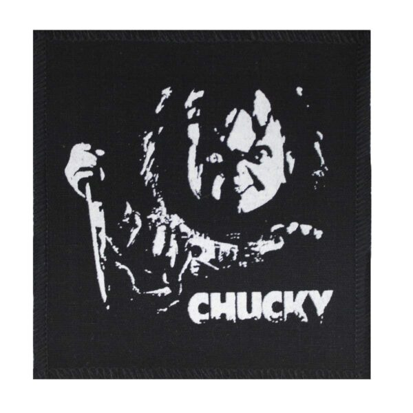 Chucky Cloth Patch