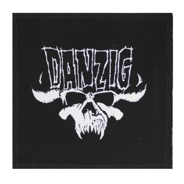 Danzig Cloth Patch