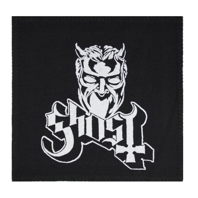 Ghost Nameless Ghoul Cloth Patch