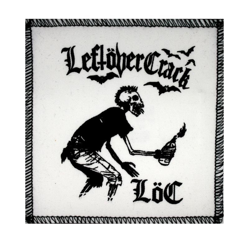 Leftover Crack LoC Cloth Patch