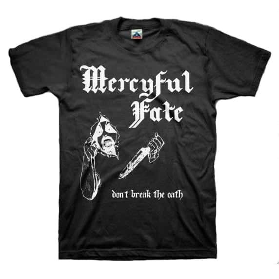 Mercyful Fate Dont Break The Oath T-Shirt
