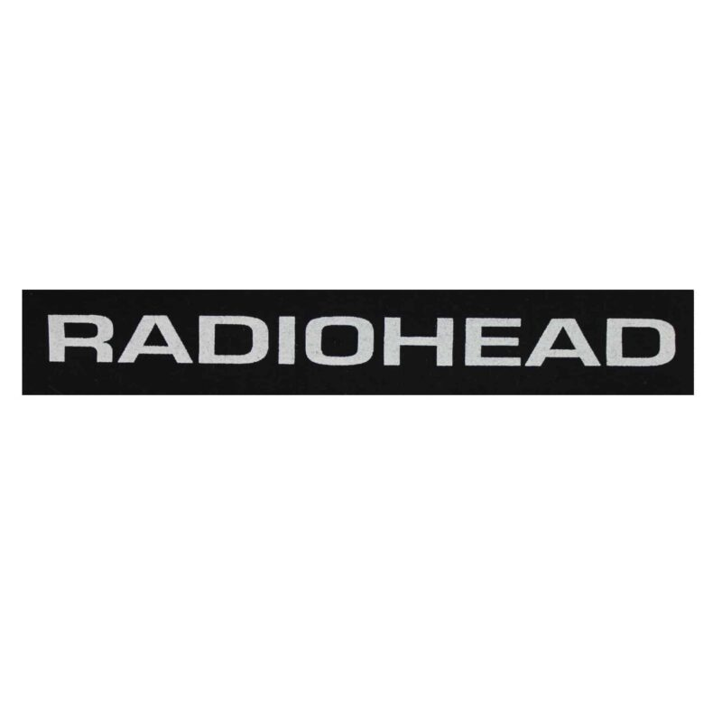 Radiohead Cloth Patch