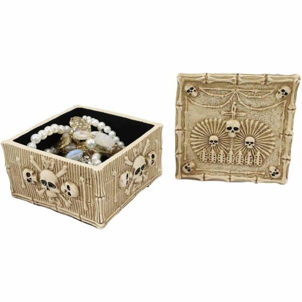 Ossuary Jewelry Box