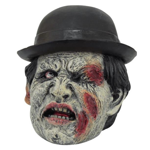 Zombie Head Trinket Box