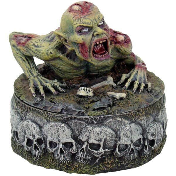 Zombie Trinket Box