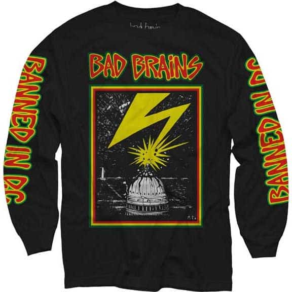 Bad Brains Long Sleeve