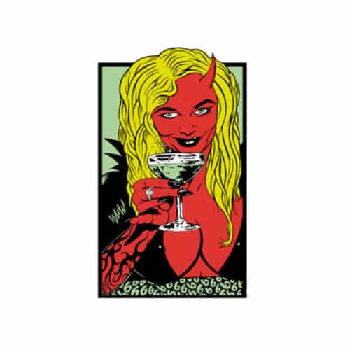 Kozik Cocktail Sticker