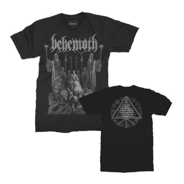 Behemoth Corpse Candles T-Shirt