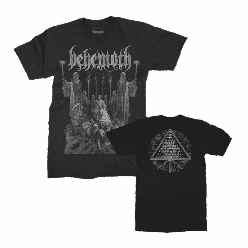 Behemoth Corpse Candles T-Shirt